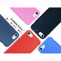 Soft slim cheap mobile phone cases for iphone6 iphone7