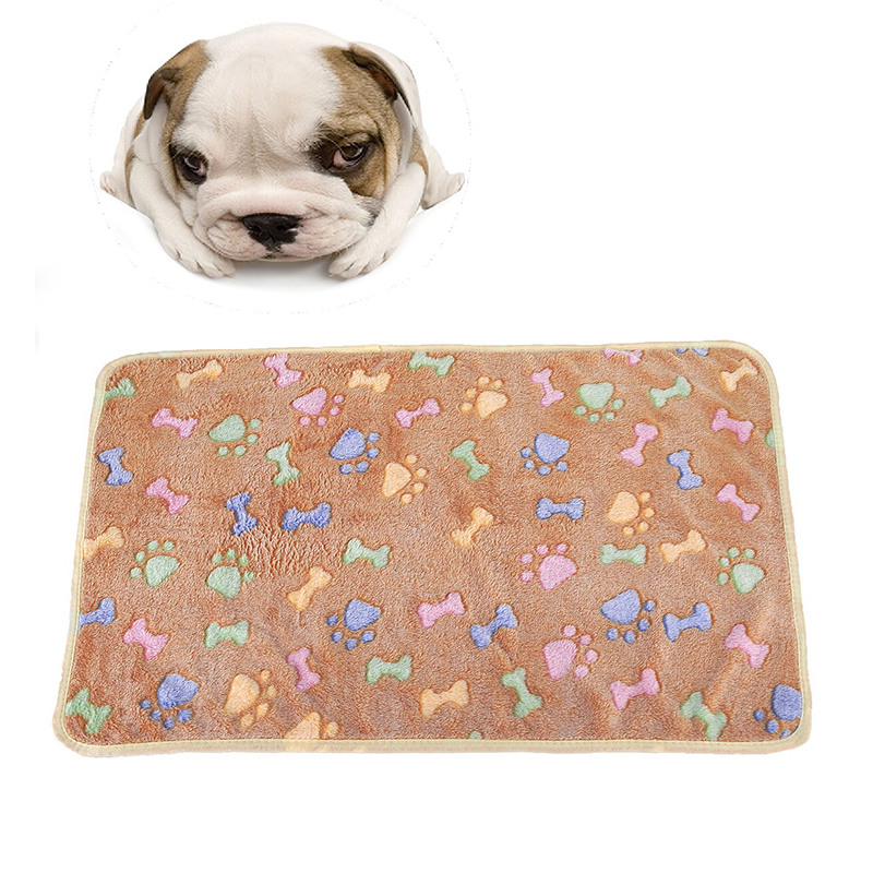 New Trendy Colorful Blanket Pet