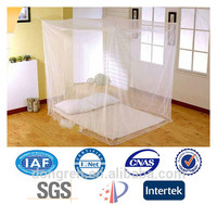 100% polyester treated mosquito net/Government Procurement nets/long lasting insecticide treated mosquito net against malaria