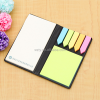 memo pads with leather case