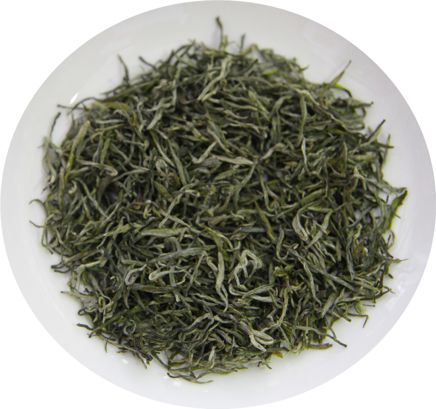 Royal Grade Organic 250g Sealed Bag Packing Single Bud Mao Feng Green Tea