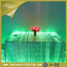 2015 wedding decoration led furniture tables and chairs cover