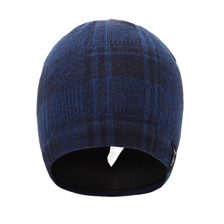 Factory Price Wholesale Winter cool filmy man sports knit beanies