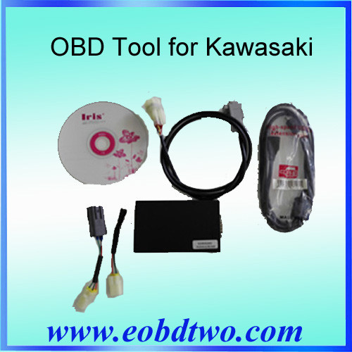 Portable OBD Tool Lifetime For Kawasaki Motorcycles Free shipping!!!