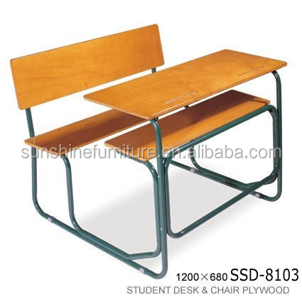 hot sale factory school furniture/education furniture/school desk and chair