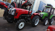 China manufacture supply 30hp mini farm tractor with 4WD