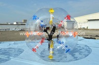 Hot sale sport game inflatable ball bubble soccer ball for sale BB59-P