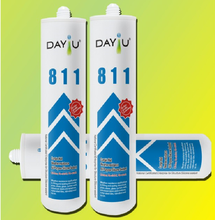 weather-proof silicone sealant with neutral curing