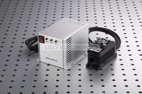 High Power Lab 1W 1064nm Infrared IR Laser Dot Diode Module + Analog Modulation + TEC Cooling + 85-265V w/ Lab Type Power Supply