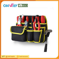 durable new design tool belt waist pouch bag with detachable belt