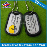 zinc alloy dog tag silencers pet tag silencers