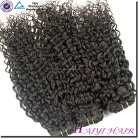 Thick Bottom 5A 6A 7A gray natural color virgin hair weave