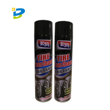 650ml High Performance Car Care Tire Foam Cleaner
