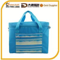 cold storage food insulated lunch box kit bag