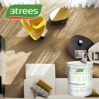 3TREES Yellowing resistant White&Black Matt NC Paint Finish
