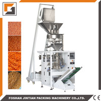 Hot sale powder /granule /seeds/tea vertical filling machine /pouch/sachet packing machine