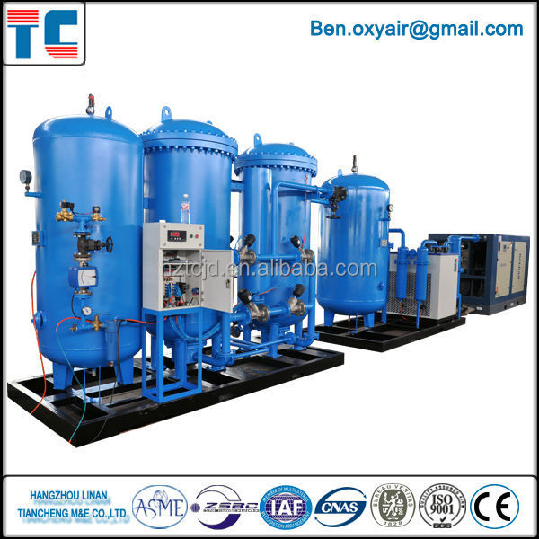 Medical Central Oxygen Supply System for Distributor