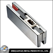 Stainless steel glass holding clip