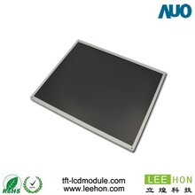 AUO 6 bits 4:3 350cd/m2 G170ETN01.0 17 tft inch lcd screen