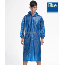 Adults Waterproof Rainsuit Mens Ladies Rain Coat