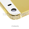 For Apple Gold Diamond For iPhone 5 ,For iPhone 5s Diamond Case