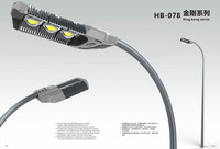 high power cree integrated solar led street light high lumen efficiency outdoor led