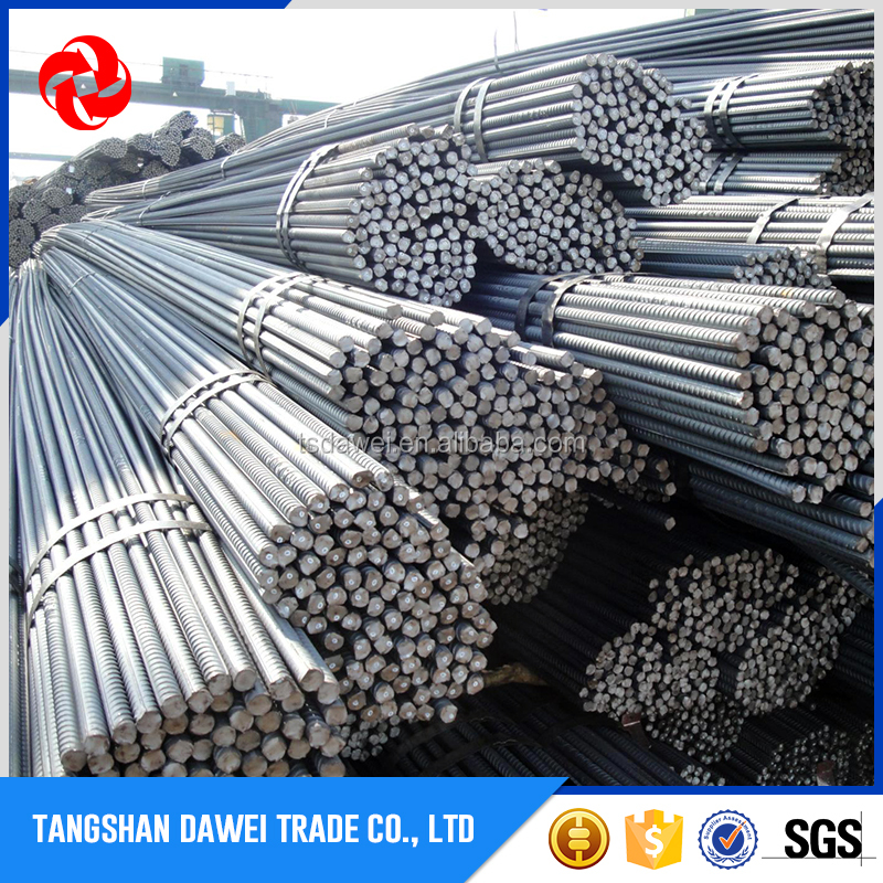 BS4449 B500B 8mm 10mm 12mm 16mm Deformed Steel Rebar for Sale