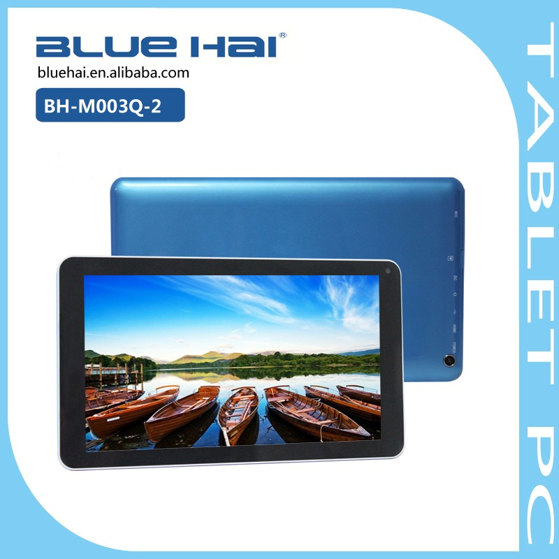 RK3128 Quad Core Tablet 9 Inch City Call Android Phone Tablet PC With 3G Phone Call Function