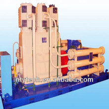 reciprocating piston type CNG compressor, CNG filling station, cng gas station
