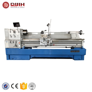 2017 sell hot universal heavy duty lathe C6256 metal bench lathe 560mm for sales