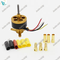 BHA3510 New Aeolian C5065/09-KV270 Outrunner Brushless Motor for RC Airplane Aircraft