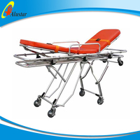 ALS-S015 Hot Sale Emergency Stretcher folding stretcher for ambulance