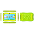 7 inch 1024*600 kids Children Android 4.4 tablet pc built-in free learning education app