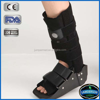 MEDICAL orthopedic fracture walker brace / leg rehabilitation therapy