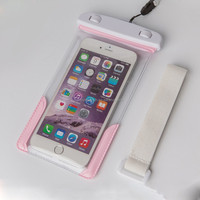 New Style 2018 Bulk Buy Armband Waterproof Cell Phone Case for Diving