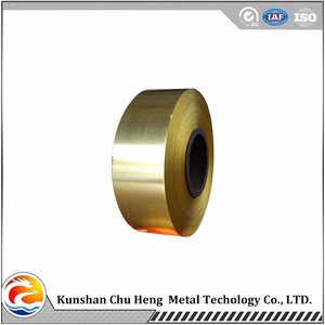 Manufacturers Wholesale Copper Coil Brass Coil Brass Strip
