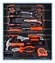 2015 high quality 187pcs electrician tool set kit