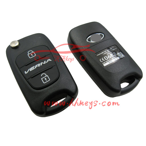 Top Seller Durable Car Smart Key for K-ia Sportage Sorento 3 button 434Mhz Smart Remote key