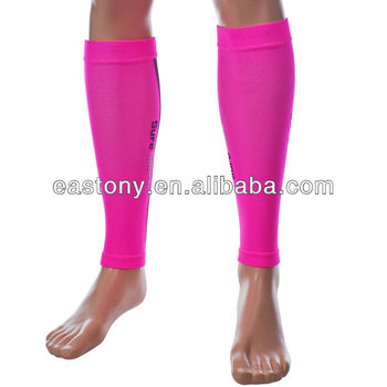 High Quality Calf Sport Compression Running Sleeve Socks