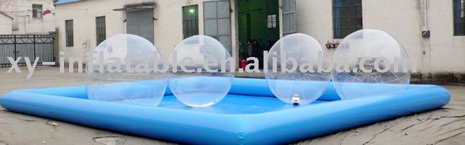 popular inflatable ball pool