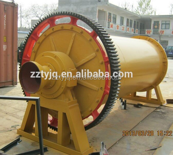 Ore beneficiation production line grinding rock ball mill for sale