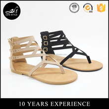 Wholease simple nice look ladies chappals and sandals