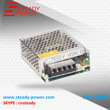 SMPS MS-50-24 24v ms-50w switching power supply units 50w 24v 2a led light driver
