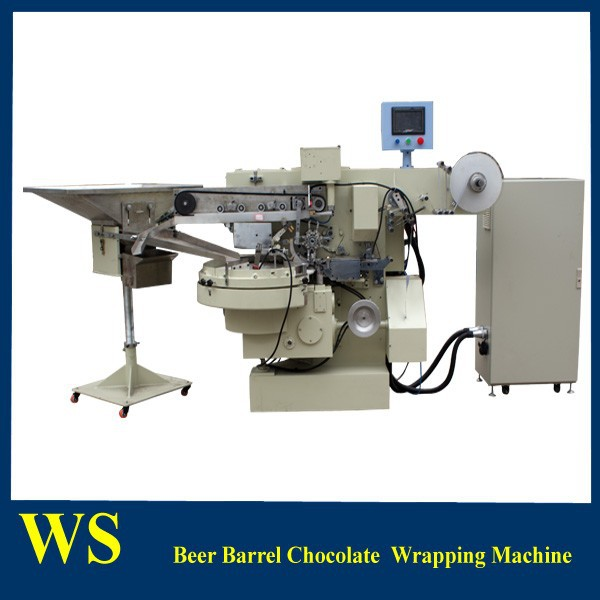 Hot-sale Candy Chocolate Coating Packing Machine