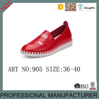 sweet girl leather casual girl shoes women dress shoes