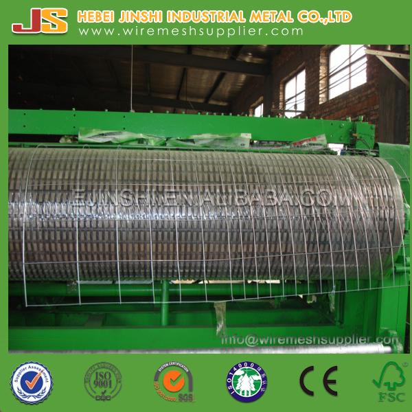 Caliente sumergido galvanizado de malla soldada de alambre - Malla de acero galvanizado ...
