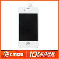 Original LCD assembled Mobile phone for iphone 4S lcd screen with digitizer complete