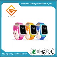 Cheapest GPS Tracking Device Kids Safe GPS Watch with Anti Lost
