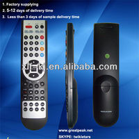High quality household universal precision tv remote control master tv remote control with 52 keys