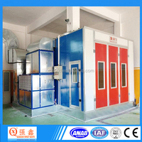 luxury longlife cabinet spray booth (professional factory,CE)